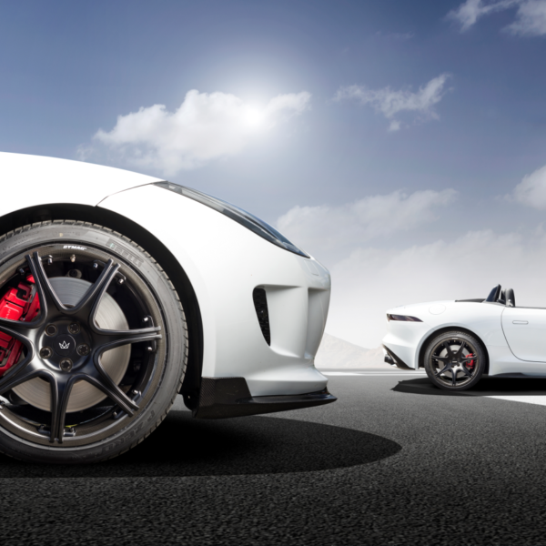 Dymag Wheels for Jaguar F type