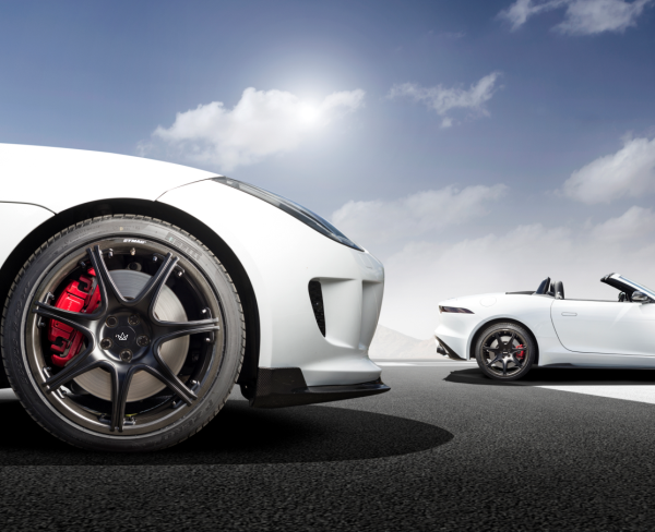 Dymag Wheels for Jaguar F type