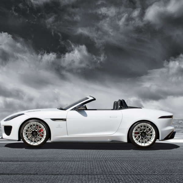 Jaguar F-Type Suspension Bushes Upgrade