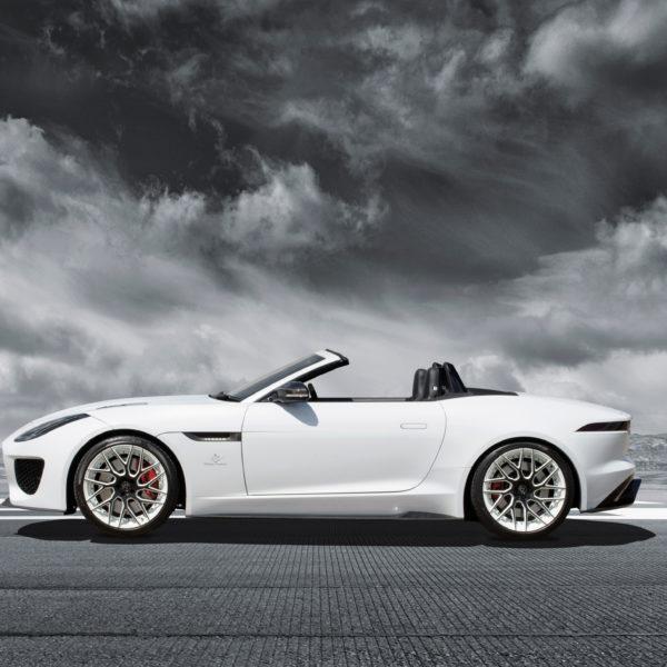 Jaguar F-Type Suspension Bushes Upgrade