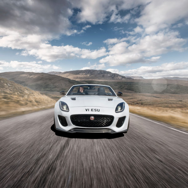 VIP Design Club Jaguar F-Type Project Predator Bumper