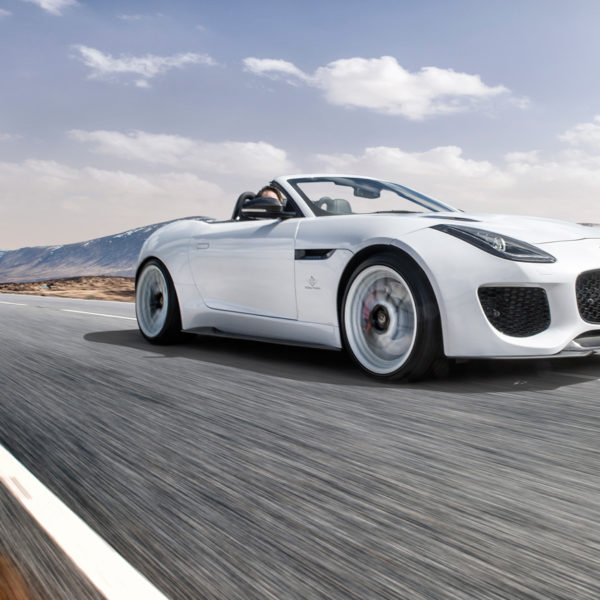 Jaguar F-Type Project Predator Bumper