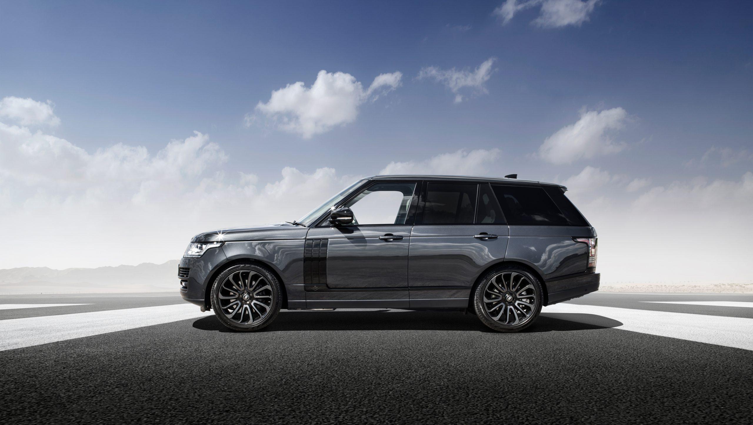 VIP Design Club Range Rover Autobiography Stealth Tuning 650bhp