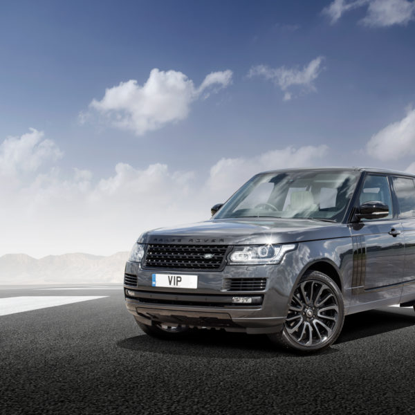 VIP Design Range Rover Autobiography Stealth Software Upgrade 650bhp