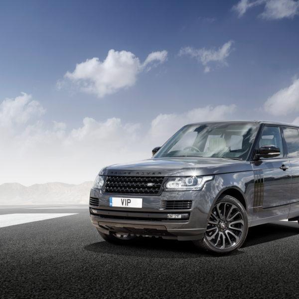 VIP Design Range Rover Autobiography Stealth Software Upgrade 650bhp
