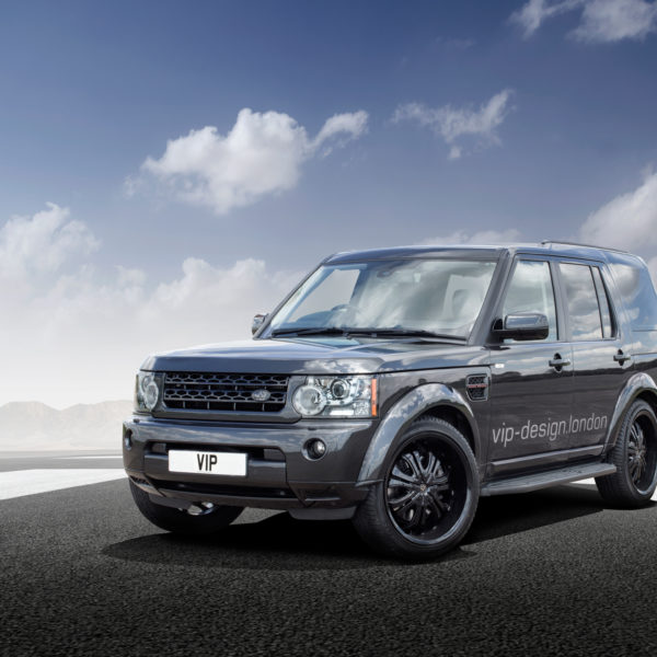 VIP Design Land Rover Discovery Club Software Upgrade 750 Nm Torque