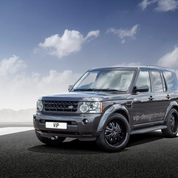 VIP Design Land Rover Discovery Club Software Upgrade 750 Nm Torque