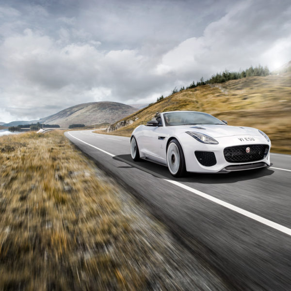 VIP Design Supercar Jaguar F-Type Upgrade