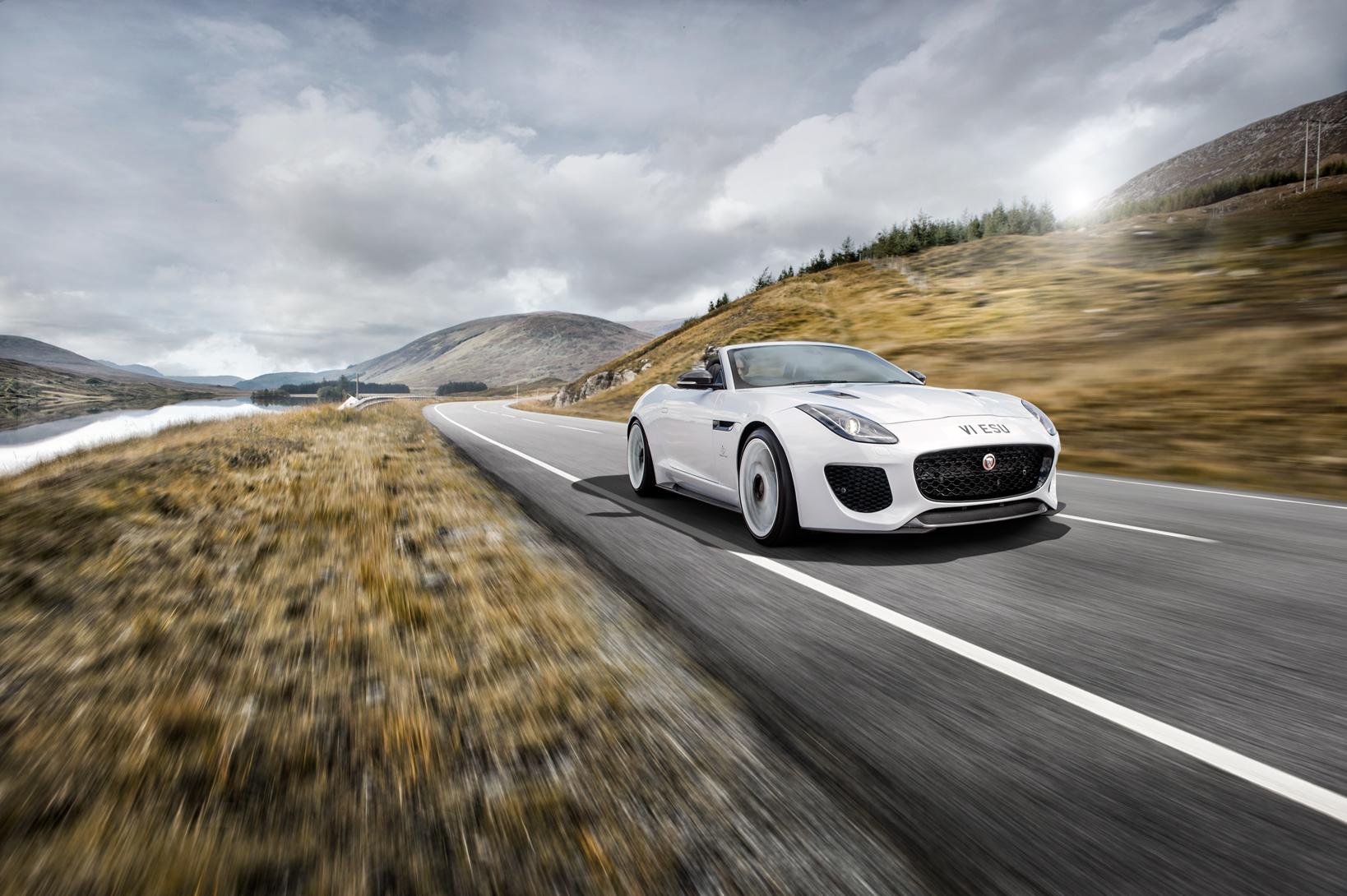 VIP Design Supercar Jaguar F-Type Upgrade