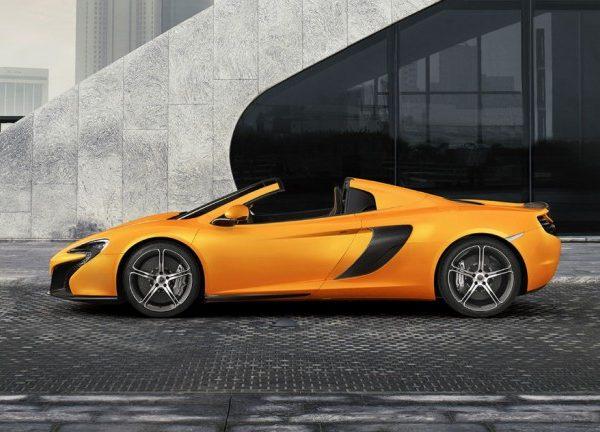 McLaren 650s Tuning