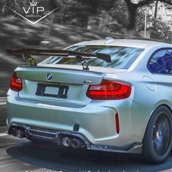 BMW M2 tuning and styling (2)