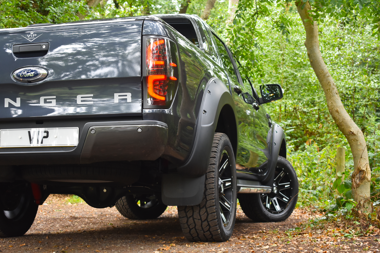 Ford Ranger Wildtrak Wide Wheel Arches Body Kit