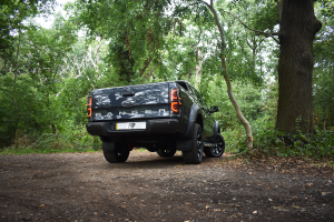 Ford Ranger Wildtrak VIP Design Conversion