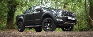 Ford Ranger VIP Design Conversion