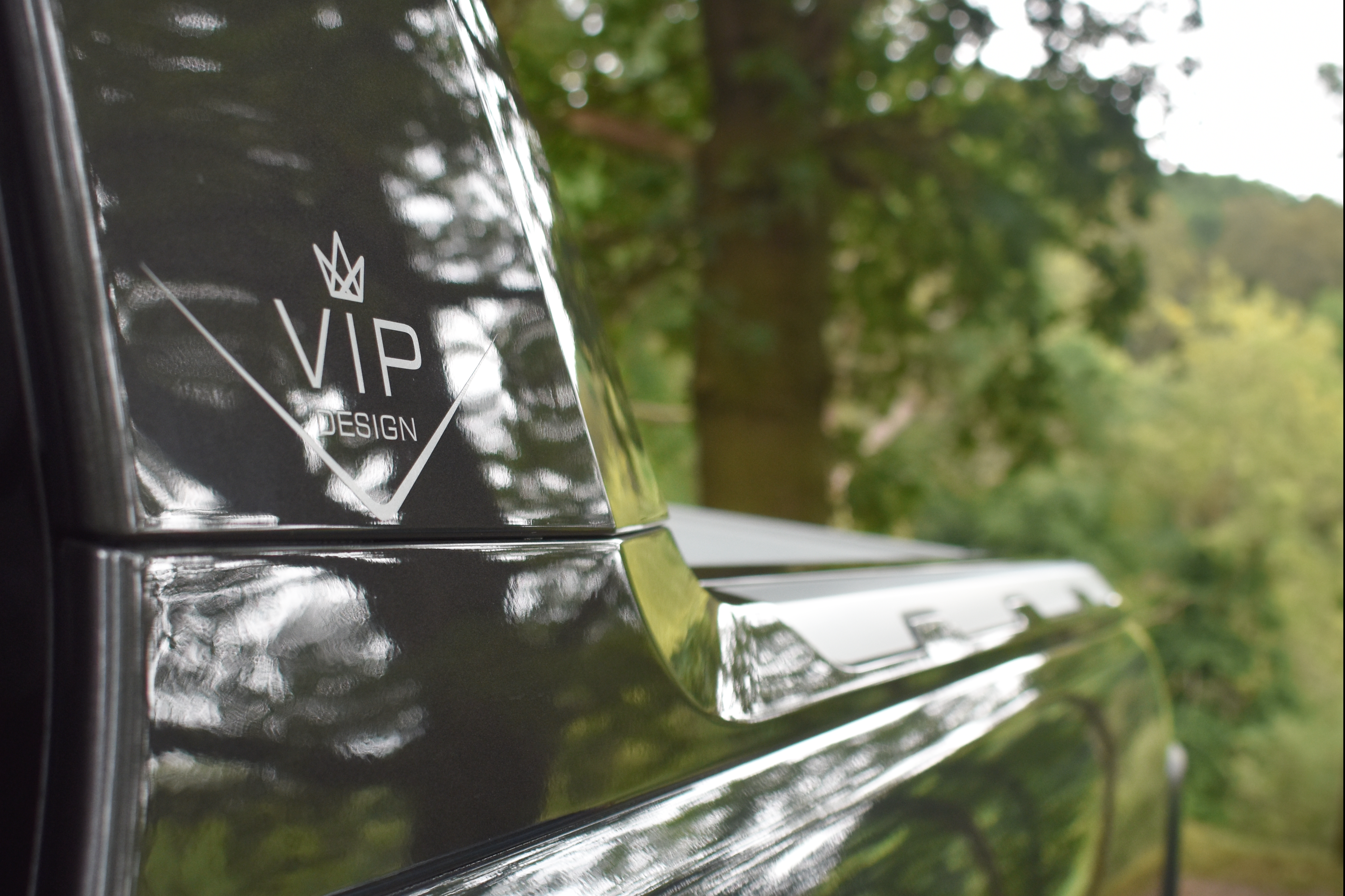 Ford Ranger Wildtrak VIP Design Conversion