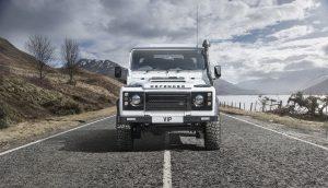 Land Rover Defender 110 Restoration Project