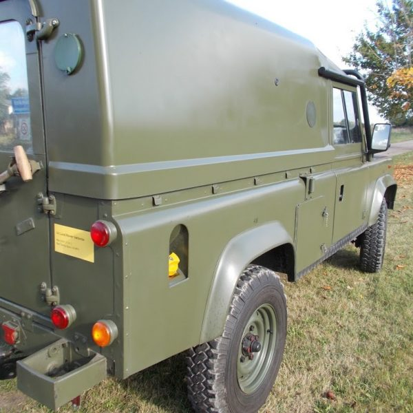 LHD land rover defender for sale (1)