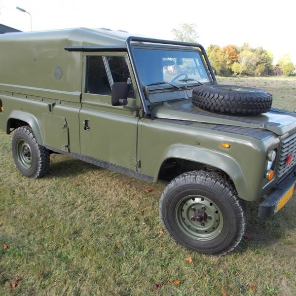 LHD land rover defender for sale (2)