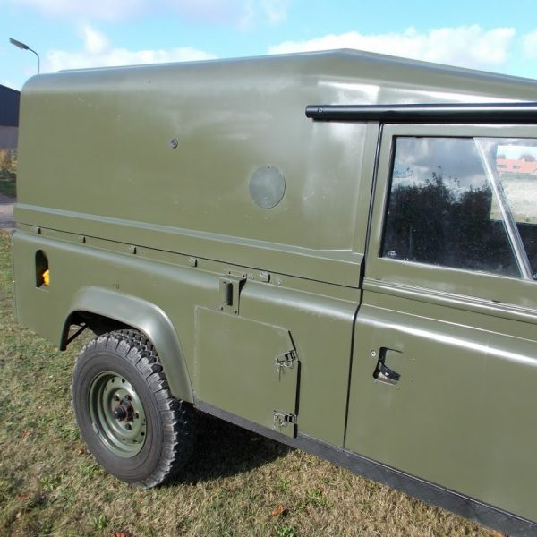 LHD land rover defender for sale (3)