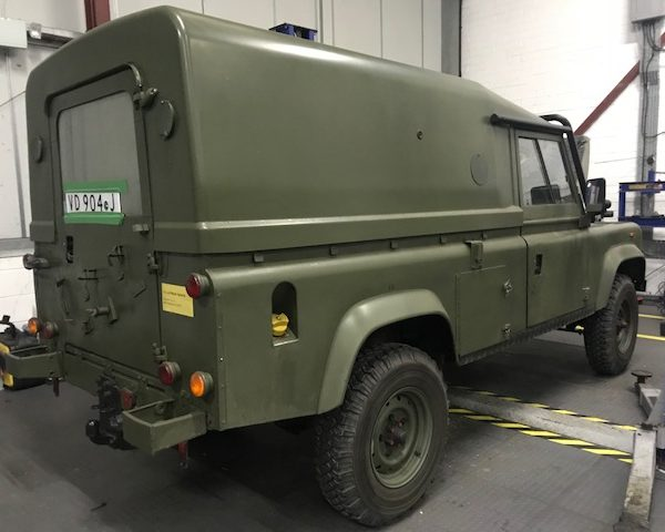 LHD land rover defender for sale (5)