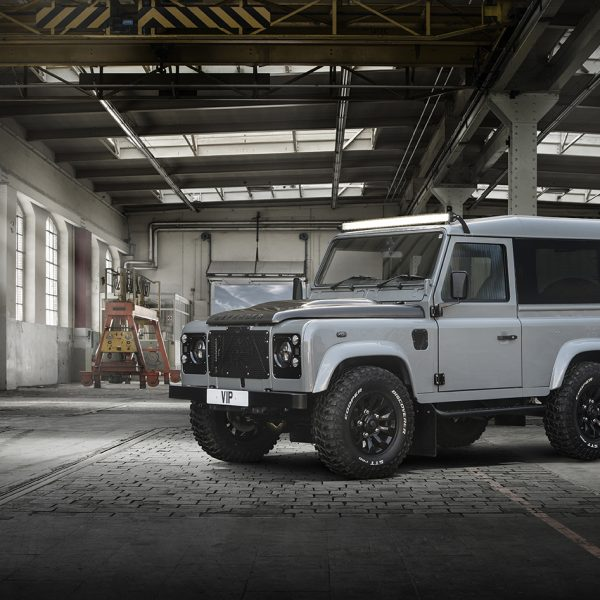 Land Rover Defender Restoration Project