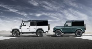 Land Rover Defender urban 2