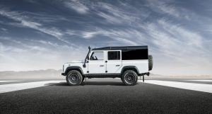 Land Rover Defender urban