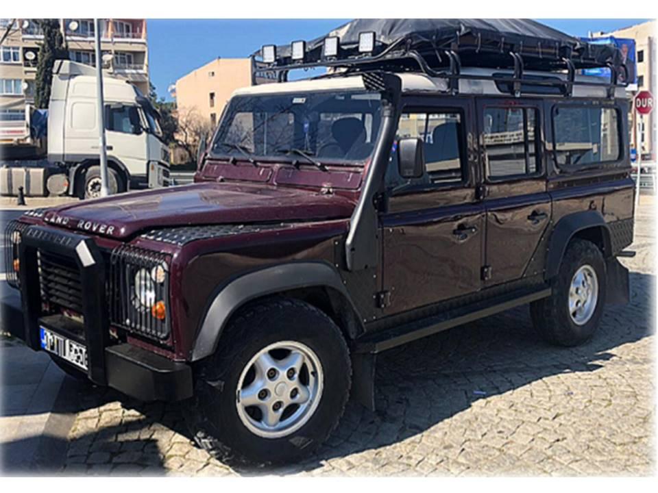 Land Rover Defender 110 LHD sale