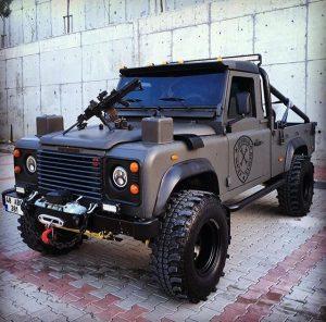 LHD defender for sale