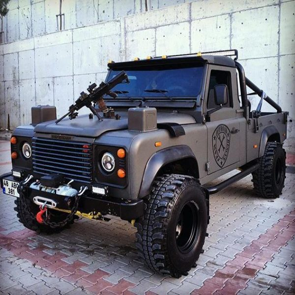 LHD defender for sale