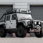Design Land Rover Defender custom built